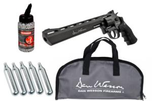 """Dan Wesson 8"""" Co2 tilbudspakke-0"""