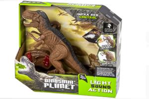 Fjernstyret Tyrannosaurus Rex R/C-0