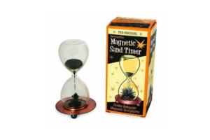 Billede af magnet timeglasset