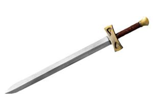 Billede af sværdet