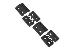XTM Rail panel - Sort-0